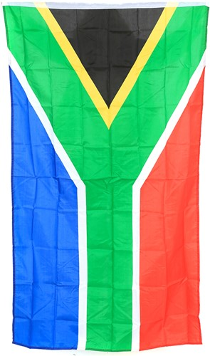 Gevelvlag Zuid-Afrika