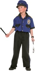 Jongenskostuum Police Boy