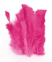 100 Veertjes Pink