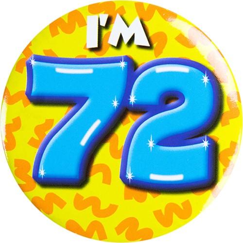 Button 72 jaar