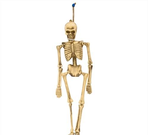 Hangdecoratie Skelet 40cm