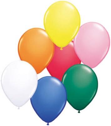 Ballonnen Multi 100 stuks 30cm