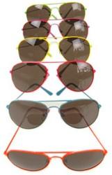 Pilotenbril Neon Frame