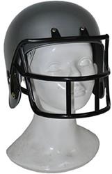 American Football Helm Grijs Zilver