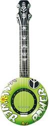 Opblaasbare Banjo Groen