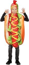 Kinderkostuum Hotdog
