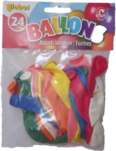 Partyballonnen 24st