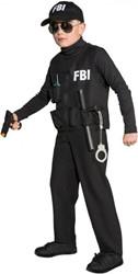 Vest FBI voor kinderen