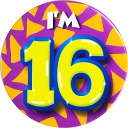 Button 16 jaar