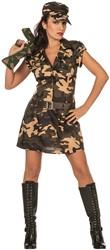 Legerjurkje Army Lady Luxe