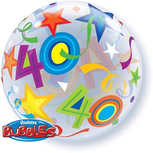Bubble 40 Stars