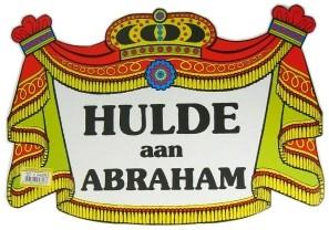 Kroonschild Klassiek Abraham
