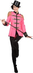 Toppers Circus Jas Pink voor dames