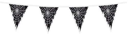 Vlaggenlijn Spinnenweb 15mtr