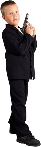 Kinderkostuum Bodyguard