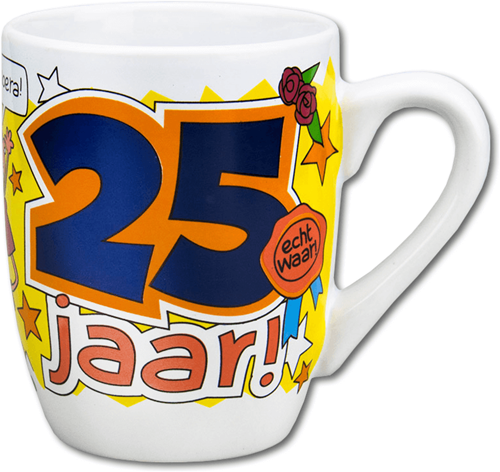 Mok 25 jaar!