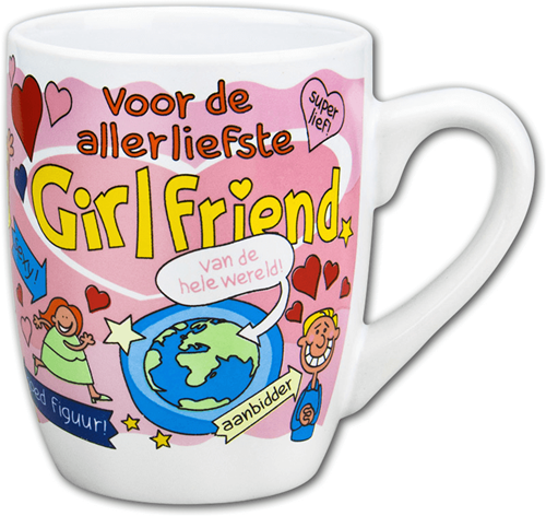 Mok Girlfriend!