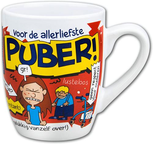 Mok Allerliefste Puber