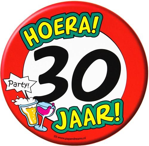 Bierviltjes Hoera! 30 jaar!