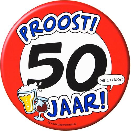 Bierviltjes Proost! 50 jaar!