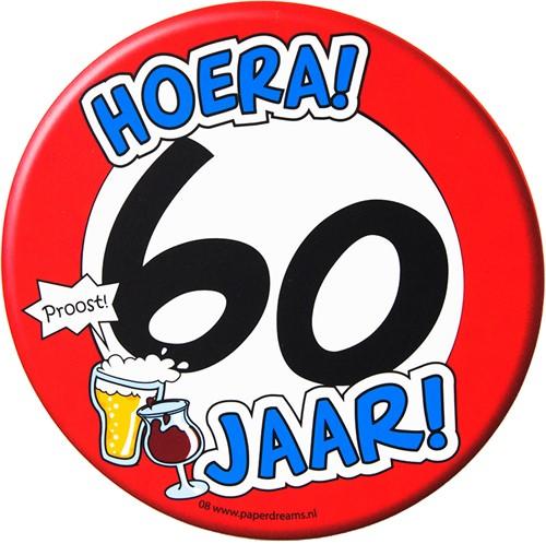 Bierviltjes Hoera! 60 jaar!