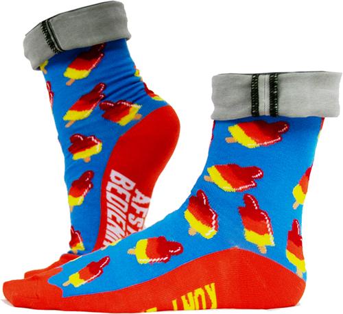 Funny Socks Afstandsbediening!