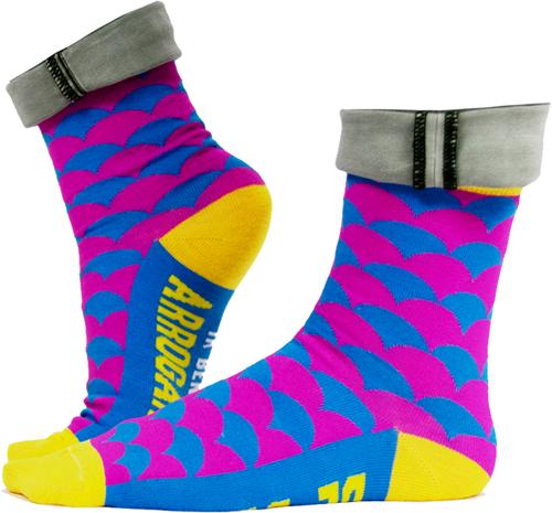 Funny Socks Ik Ben Niet Arrogant!
