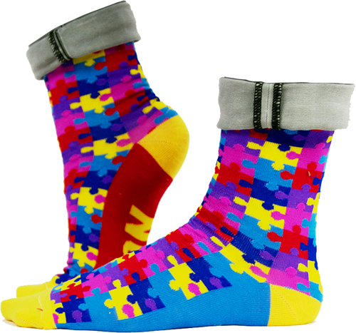 Funny Socks Yes! No!