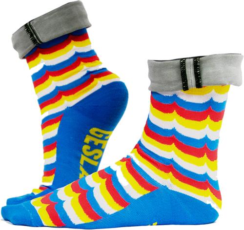 Funny Socks Geslaagd!