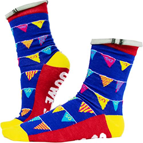 Funny Socks 50 Jaar!