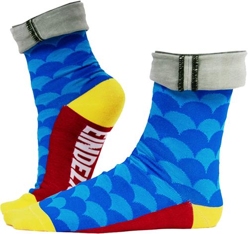 Funny Socks Eindelijk Pensioen!