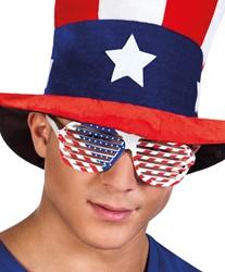Party Bril USA - Amerika