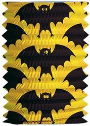 Treklampion Vleermuizen Zwart/Geel