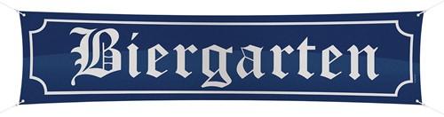 Banner Biergarten