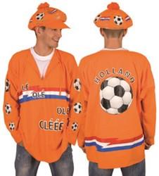 Voetbalkiel Holland Ole Ole Oleeee