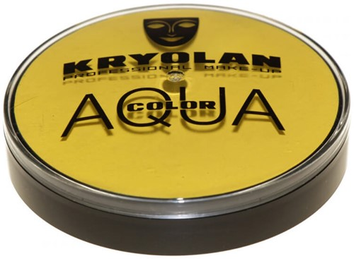 Aquacolor Kryolan 20ml 625 Lichtgeel