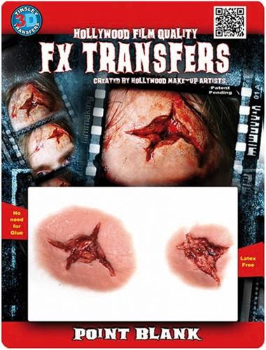 Professionele Wond FX - Gespleten Wond