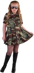 Legerjurkje voor meisjes