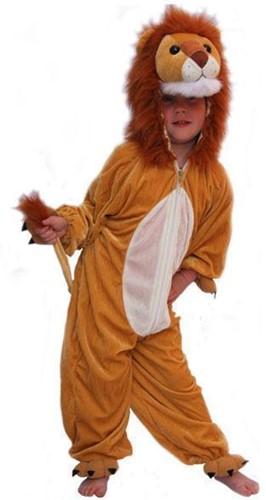 Leeuwenpakje Pluche voor kinderen