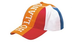 Baseballcap Holland RWB KID