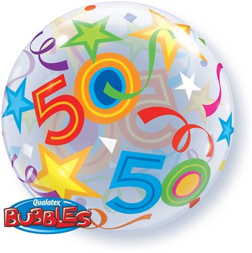 Bubble 50 Stars
