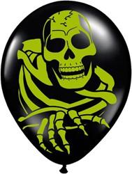 Ballonnen Halloween 8st