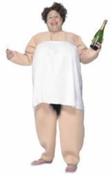 Fatsuit Miss. Bubbles / Fat Lady