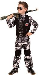 Legeroverall Combat Jongen