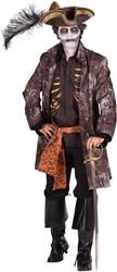 Halloween Kostuum Ghost Pirate voor heren