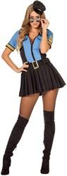 Politiejurkje Blue Police voor dames