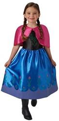 Frozen Prinsessenjurk Anna Classic
