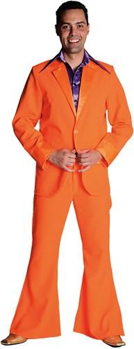 Seventies Kostuum Heer Oranje