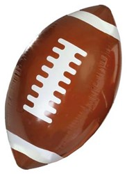 Opblaasbare Rugby-American Football Bal 50cm