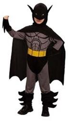 Kinderkostuum Batman Vleermuisheld